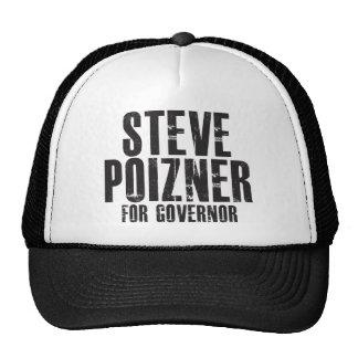 Steve Poizner For Governor 2010 Trucker Hat