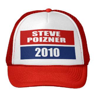 STEVE POIZNER FOR GOVERNOR MESH HATS