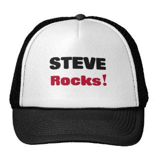 Steve Rocks Trucker Hat