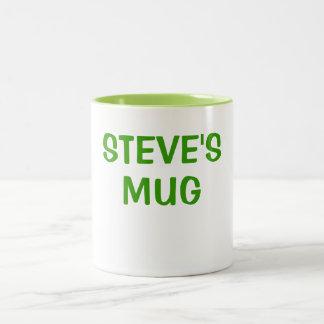 STEVE S MUG