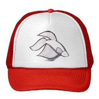 Steve The Fish Trucker Hat