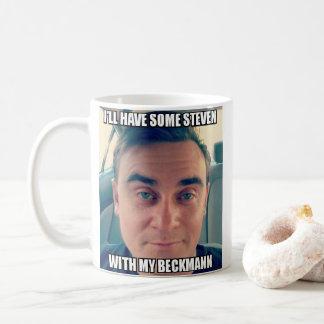 Steve With Your Beckmann Mug