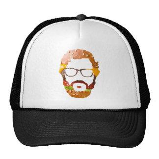 Steve Zaragoza (SteveBurger design) Trucker Hat