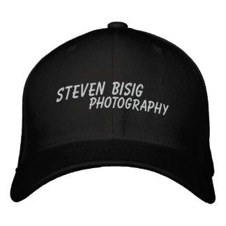Steven Bisig Photography - Black Hat Embroidered Hat