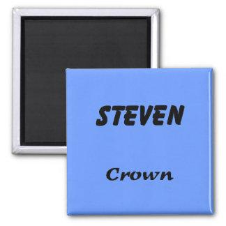 Steven Square Magnet