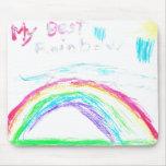 Steven's Rainbow Mousepad