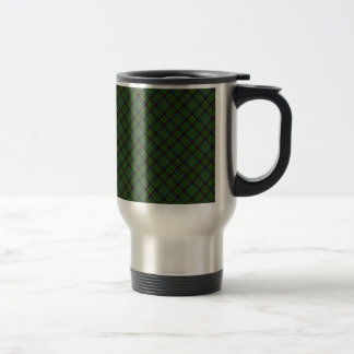 Stevenson Clan Tartan Designed Print Travel Mug