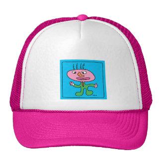 steve's guy trucker hat