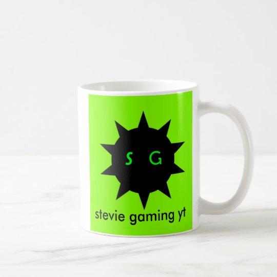 stevie gaming mug