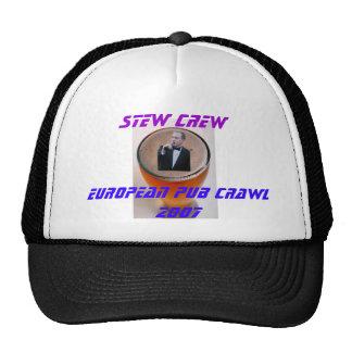 STEW CREW Cap Trucker Hat
