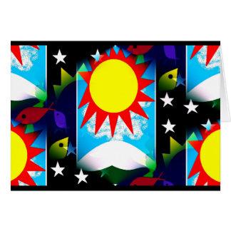 STEWARD OF CREATION GREETING CARD