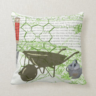 Stewardship Pillow by Meghan Oona Clifford