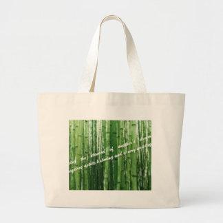 Stewardship Jumbo Tote Bag