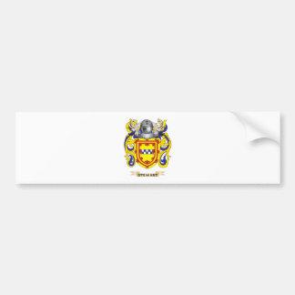 Stewart Coat of Arms (Family Crest) Bumper Sticker