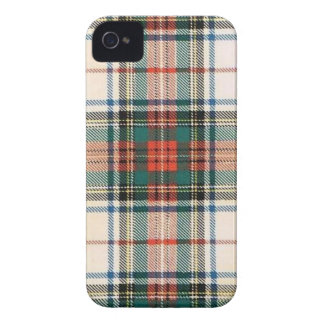 STEWART FAMILY DRESS TARTAN Case-Mate iPhone 4 CASES