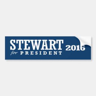 STEWART FOR PRESIDENT 2016 BUMPER STICKER