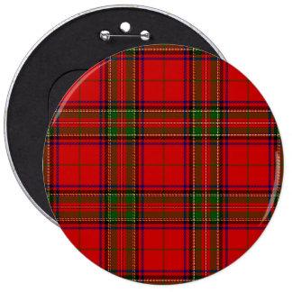 Stewart / Stuart 6 Cm Round Badge