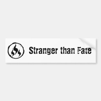 STF Bumper sticker
