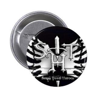 STH pic copy, STH Emblem copy Pin