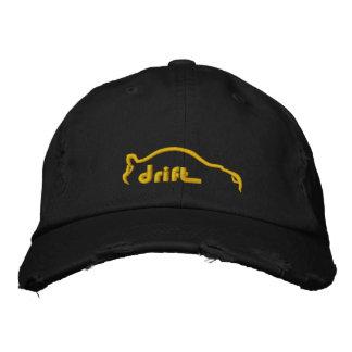 STI Drift Silhouette Embroidered Baseball Cap