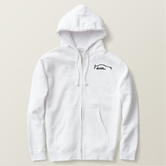 STI Drift Silhouette Embroidered Hoodie
