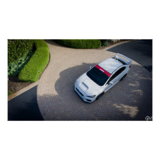 STi From Above Poster