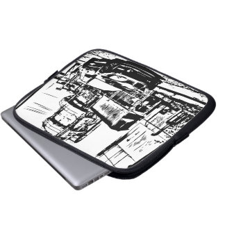 "STI WRX ""The Streets"" Laptop Sleeve"