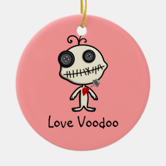Stick a Pin in Valentine's Day and be Done With It Christmas Ornament