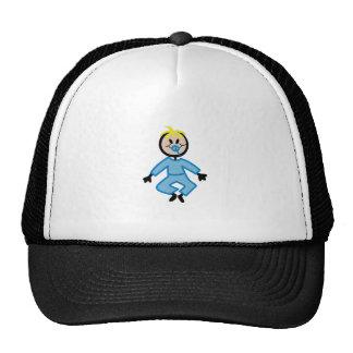 Stick Baby Boy Cap
