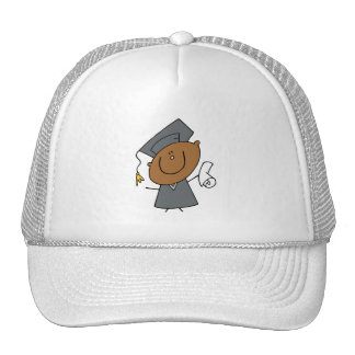 Stick Boy Grad Trucker Hats