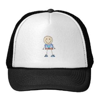 STICK BOY MESH HAT
