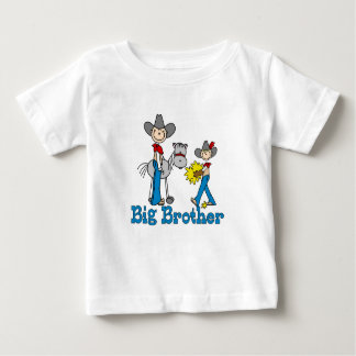 Stick Cowboys Big Brother Baby T-Shirt