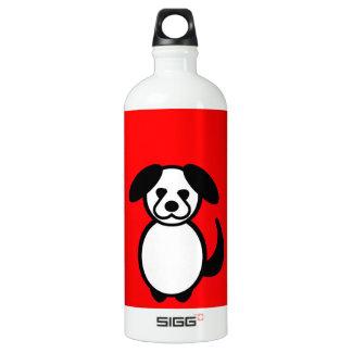 Stick Family Dog Water Bottle