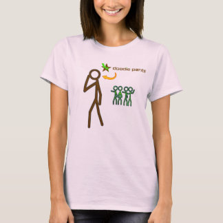 Stick Figure Doodiepants T-Shirt