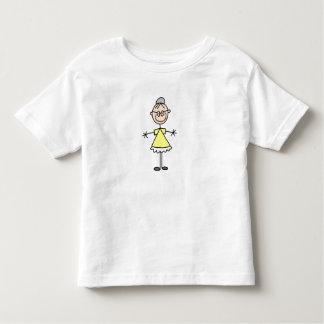Stick Figure Family Grandma Shirt