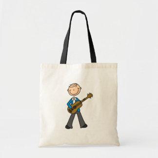 Stick Figure Guitar Bag