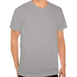 Stick Figure In Skunk Suit Shirt