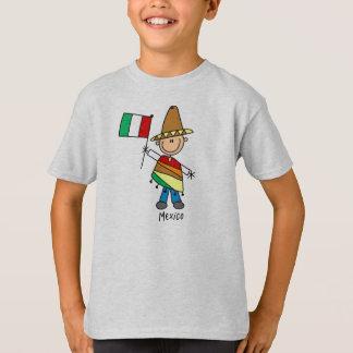 Stick Figure Mexico Shirt