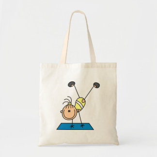 Stick Girl Doing Flips Tshirts and Gifts Bag