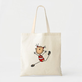 Stick Girl Gymnast Tshirts and Gifts Bags