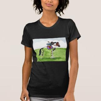 STICK HORSE Pony Showjumping T-shirts