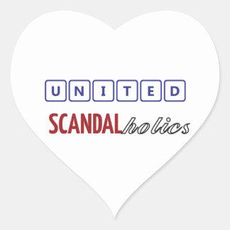 stick it united scandalholics heart stickers