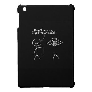 Stick o Man iPad Mini Covers