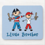 Stick Pirates Little Brother Mouse Mat