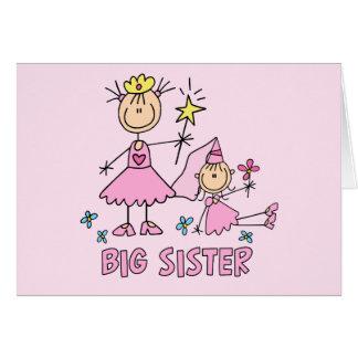 Stick Princess Duo Big Sister Card
