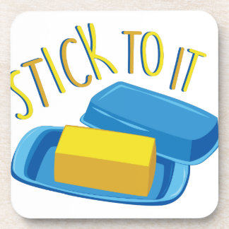 Stick To It Drink Coasters