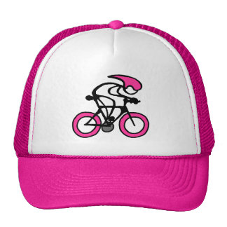 Stick With Sport Stickcycle Pink Cap