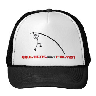 Stick With Sport Vaulters don't Falter Cap R/B