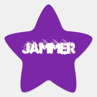 Sticker 20-Pack: Jammer