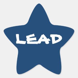 Sticker 20-Pack: Lead Jammer Star
